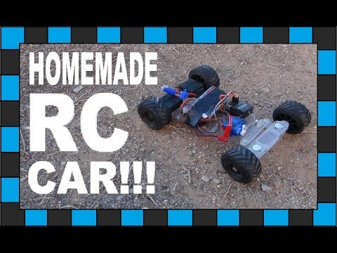 How To Build An Rc Car!!!