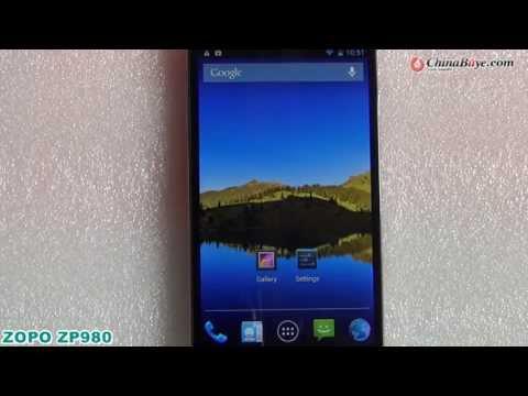 ZOPO ZP980 Quad Core Android 4.2  Smartphone