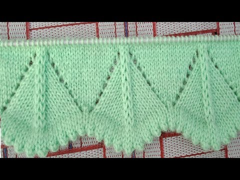 a4244990562c Latest and new knitting border design 30 for ladies  kids sweater