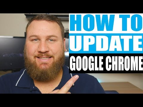 How to Update Google Chrome 2018