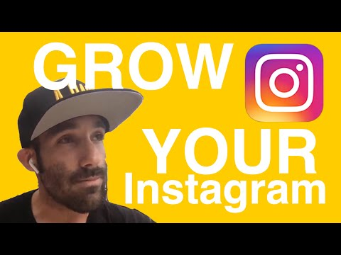 How to Get 20K Organic Followers on Instagram - Instagram Growth Hacks - Grow Your Account FAST!!