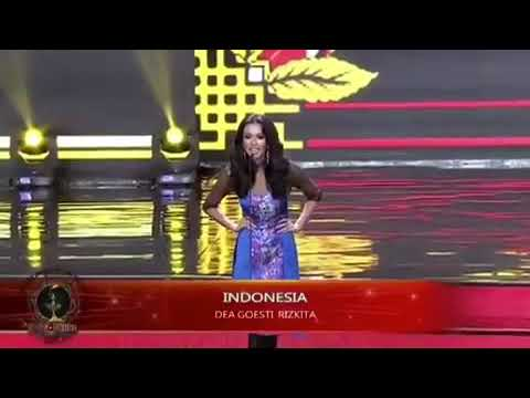 Opening Number Dea Goesti Rizkita Miss Grand Indonesia