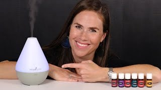 How to Diffuse Essential Oils 🌱(And Why You