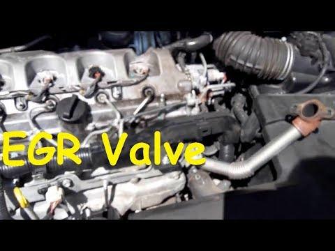 TOYOTA EGR /Toyota Avensis EGR/Corolla EGR 2.2 D4D EGR Valve /Toyota EGR Cleaning 🔥