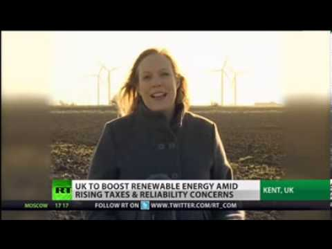 U.K Wind Farms - Efficient or Expensive ?