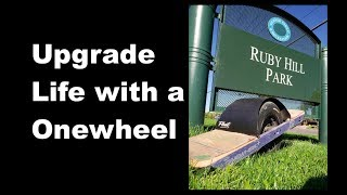 How The Onewheel Improves Life (Ruby Hill Park, Denver CO)