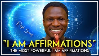 """7 """"I Am"""" Affirmations That Will Change Your Life! (POWERFUL STUFF!)"""