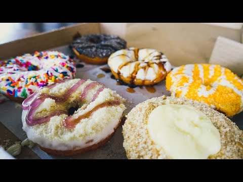 Delicious DIY DONUTS! + Animals and Moonshine! (Sevierville, TN)
