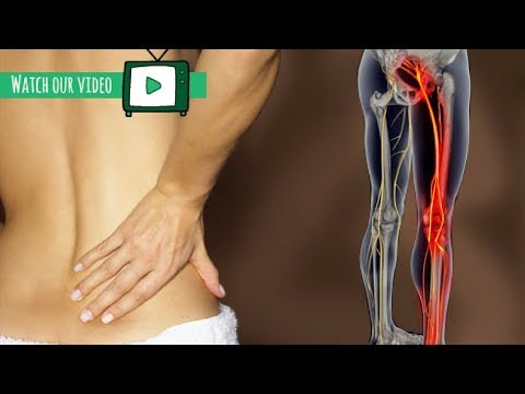 A Magical Remedy For Sciatica Pain  Drink It Once A Day And You Will Never Fell Pain Again