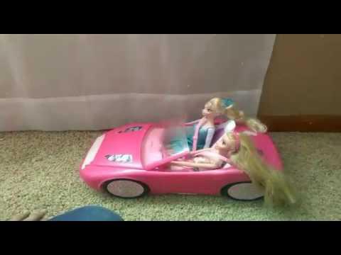 Rapunzel and Elsa Switch Bodies😲