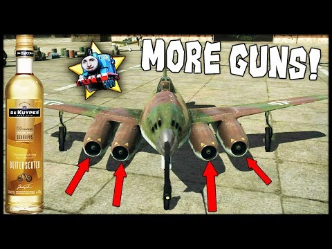 How to ME 262 || (War Thunder Jet Gameplay)