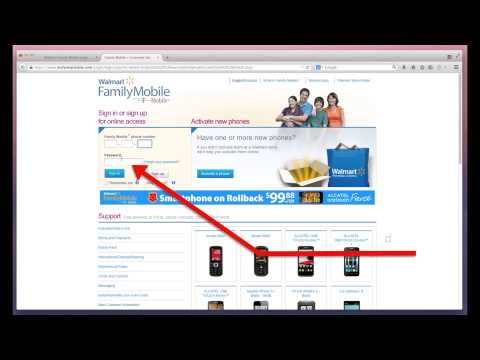 Family Mobile Bill Payment through: www.myfamilymobile.com pay bill