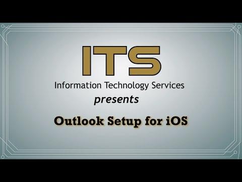 Outlook - Setup for iOS