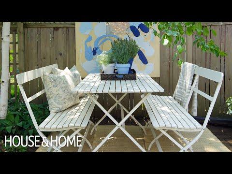 Exterior Design — Best Budget-Friendly, Quick & Simple Patio Decorating Ideas