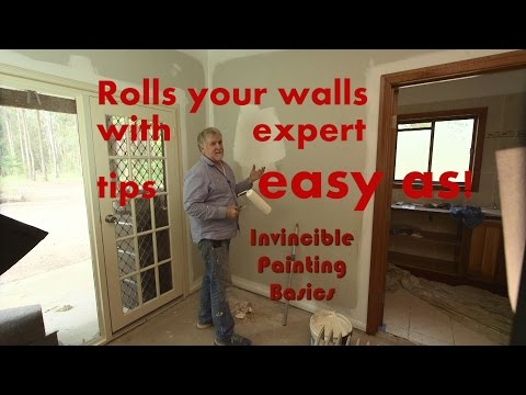 Part 7 - Rolling the walls