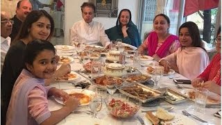 Dilip Kumar Celebrates Bakrid With Family!