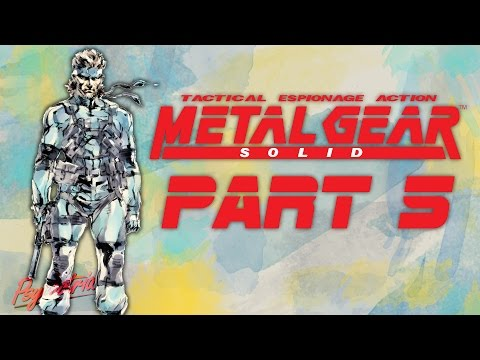 Metal Gear Solid: Looking for CD Cases - Part 5 - Psychotria Plays