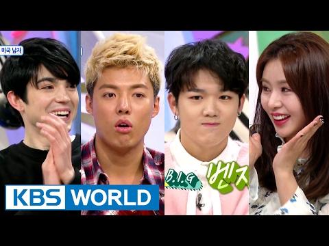 Hello Counselor - Kangnam, Cao Lu, Robin, Benji [ENG/TAI/2017.02.06]