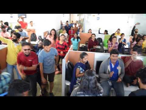 Amazon - The Best Place to Work #Flashmob 2017 Chennai
