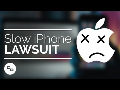 Apple's Slowing Down iPhone and Getting Sued - Krazy Ken's Tech Misadventures