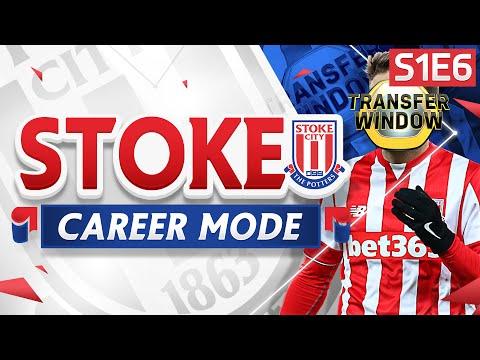 FIFA 16 Stoke Career Mode - TRANSFER WINDOW! BARGAIN SIGNING?!  - S1E6