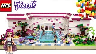 Lego Friends Amusing Playground By Misty Brick