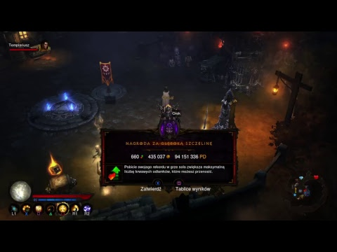 Diablo 3 crusader gameplay