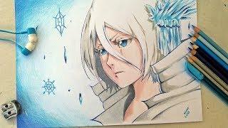 Drawing Rukia Kuchiki - Bankai   Bleach ブリーチ