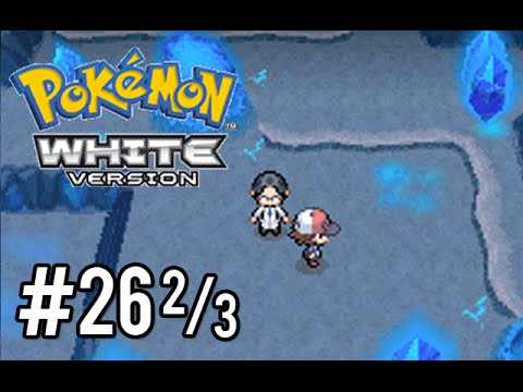 Pokemon White Part 26 2/3:  Training In Chargestone Cave