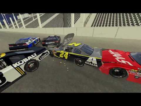 NASCAR Crashes 4|BeamNG Drive