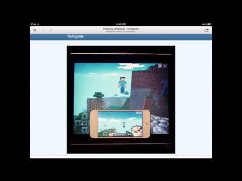 Minecraft Pocket Edition 0.7.0 Update Buckets in Creative!!