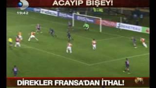 """Acayip Bişey"" Galatasaray-Bordeuax"