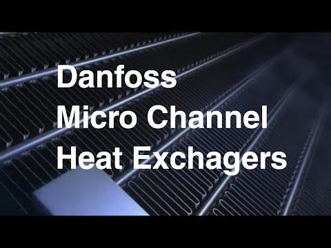 Danfoss Micro Channel Heat Exchangers | Danfoss Cool | Video | English