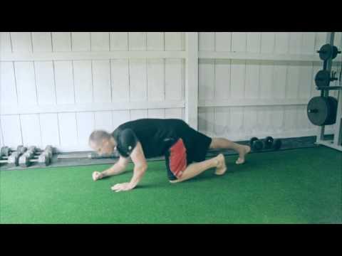 Steel Ab Plank Series - Monday Challenge