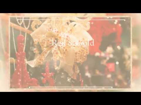 2015 Christmas Decorating Trends and Ranges