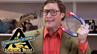 Science Max | MAGNETS - PART 1 | Science Max Season1 Full Episode | Kids Science