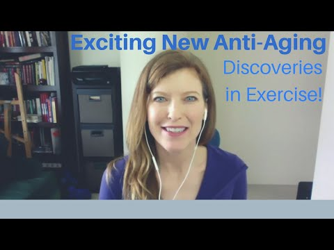 Exciting New Anti-Aging Discoveries in Exercise! | LuciFit Interviews