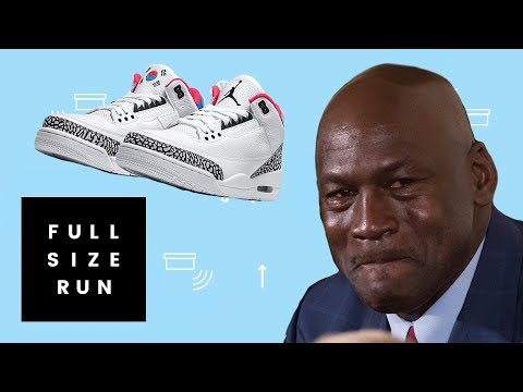 Air Jordan 3: Dead or Better Than Ever? | Full Size Run