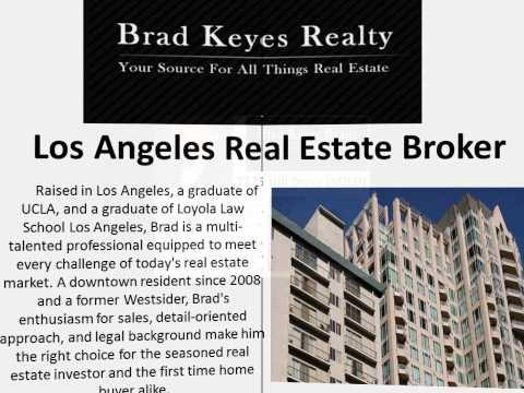 Brad Keyes Los Angeles Real Estate