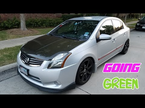 How Efficient is My Riced Out Sentra - MPG Test + More About the Car