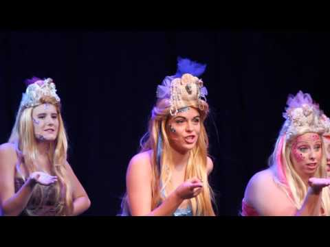 The Little Mermaid at Greenwood Community Theatre