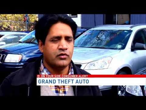 Counterfeit money order to buy cars