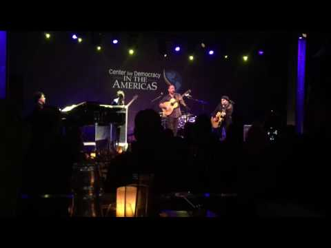 Dave Matthews and Carlos Varela CDA Event 11/13/16 Part 2