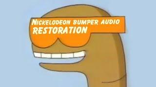 Nickelodeon Bumper Audio Restoration #1