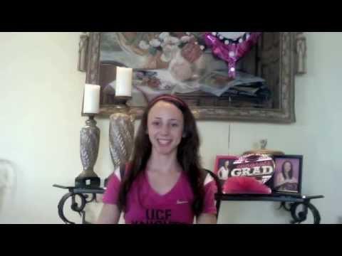 2015 Scholarship Winner Gabrielle Reiff