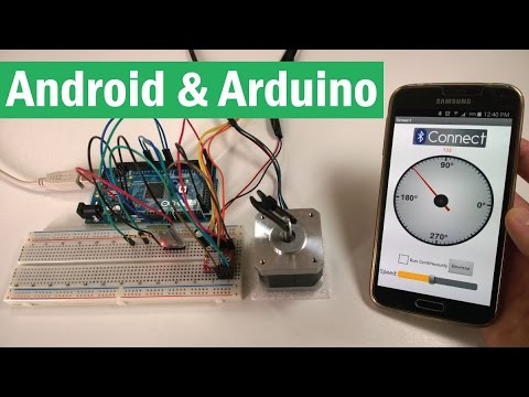 How To Build Custom Android App for your Arduino Project using MIT App Inventor