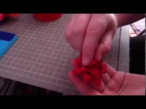 Duct Tape Mini Present Bow