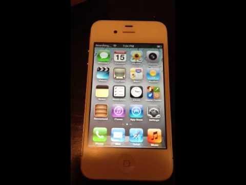 Gevey Ultra S Unlocking the iPhone 4s