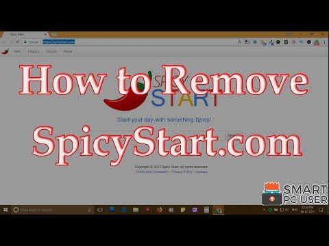 How to Remove SpicyStart.com from all Browsers (Firefox, Edge, IE, Chrome)