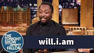 "Jimmy and will.i.am discuss the backstage origins of the ""Ew!"" single, its music video and mir.i.am.  Subscribe NOW to The Tonight Show Starring Jimmy Fallon: http://bit.ly/1nwT1aN  Watch The Tonight Show Starring Jimmy Fallon Weeknights 11:35/10:35c Get more Jimmy Fallon:  Follow Jimmy: http://Twitter.com/JimmyFallon Like Jimmy: https://Facebook.com/JimmyFallon  Get more The Tonight Show Starring Jimmy Fallon:  Follow The Tonight Show: http://Twitter.com/FallonTonight Like The Tonight Show: https://Facebook.com/FallonTonight The Tonight Show Tumblr: http://fallontonight.tumblr.com/  Get more NBC:  NBC YouTube: http://bit.ly/1dM1qBH Like NBC: http://Facebook.com/NBC Follow NBC: http://Twitter.com/NBC NBC Tumblr: http://nbctv.tumblr.com/ NBC Google+: https://plus.google.com/+NBC/posts  The Tonight Show Starring Jimmy Fallon features hilarious highlights from the show including: comedy sketches, music parodies, celebrity interviews, ridiculous games, and, of course, Jimmy"